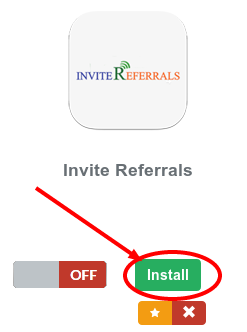 Kartrocket referral integration - invite referrals