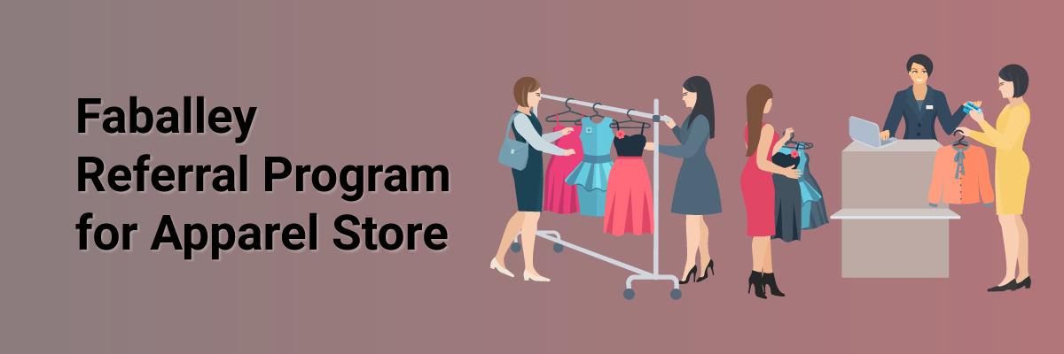 Faballey-referral-program-for-apparel-store-banner