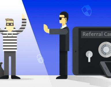 Referral fraud prevention