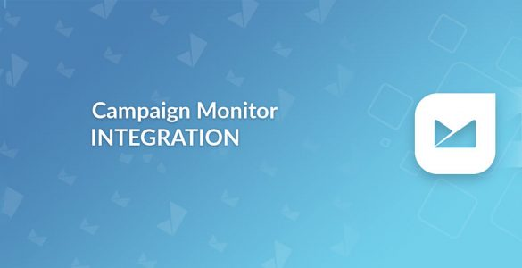campaign monitor integration