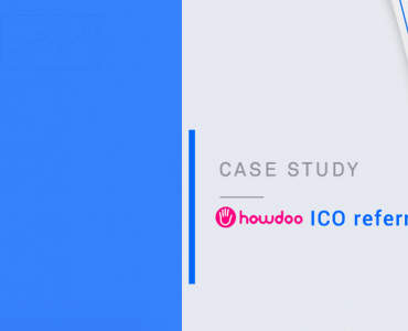 referral program case study howdoo
