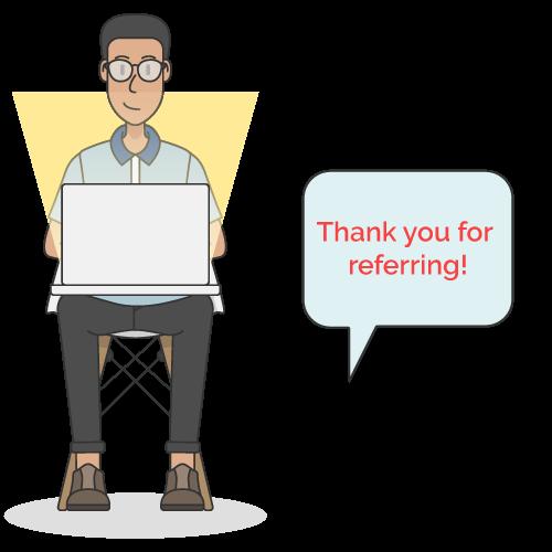 email referral program