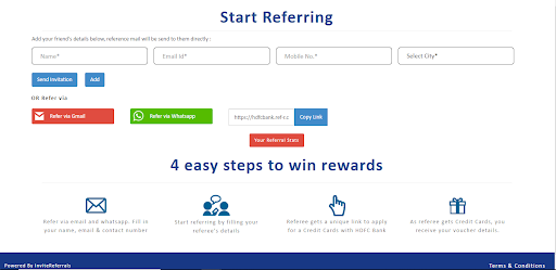 Referral Program Templates - A Layout for Greater Conversions