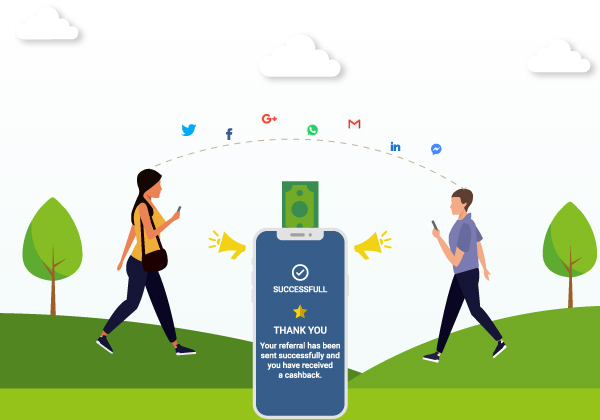 Small Scale Business Referral program