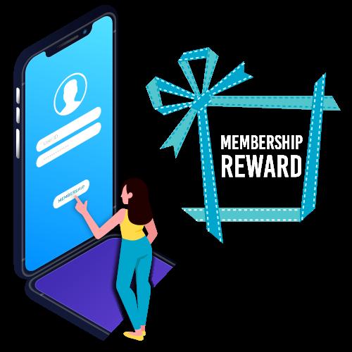 membership refer a friend