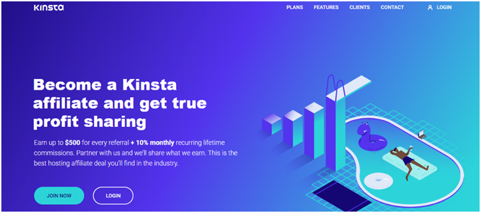 kinsta referral program