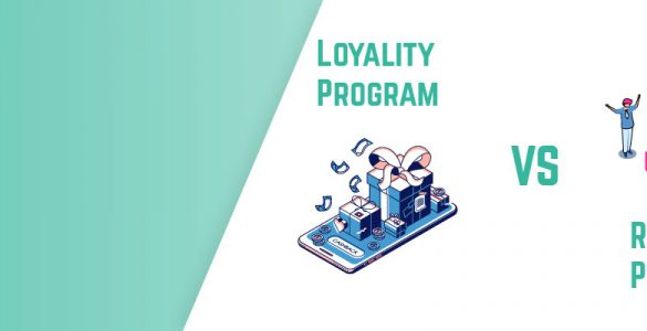 loyalty vs referral program banner
