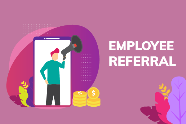 how employee referral works