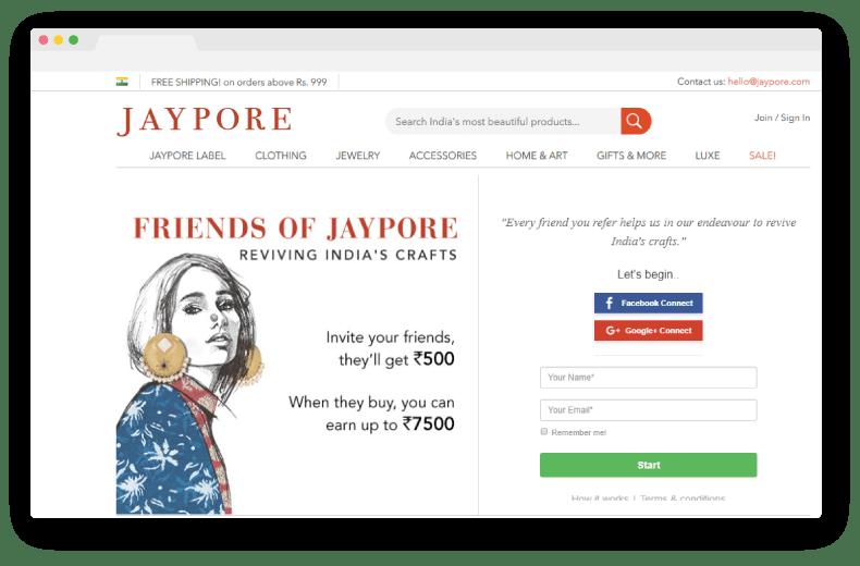 fashion shop jaypore