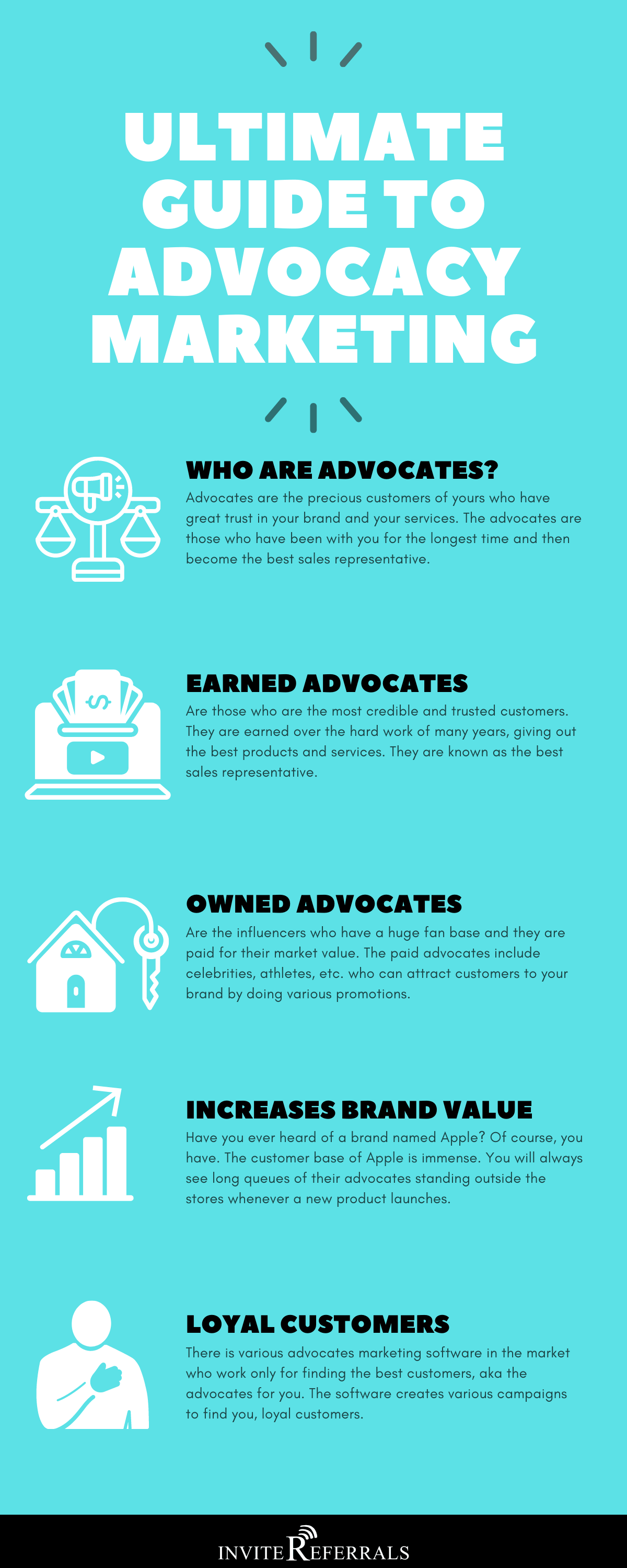 Advocacy Marketing Infographic