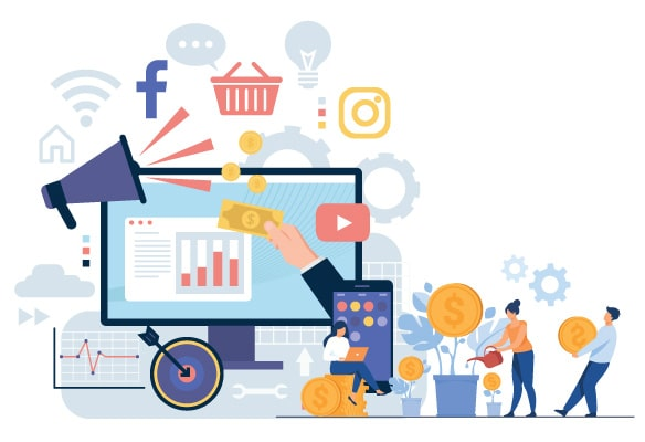 Marketing Creates Revenue Options