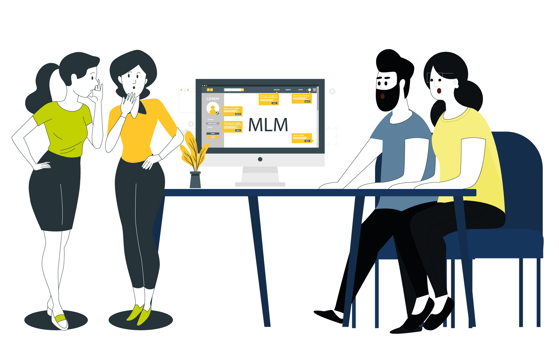 How Word of Mouth expands Multi-Level marketing