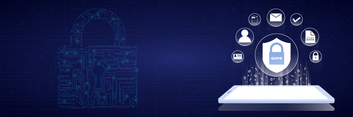 General Data Protection Regulation banner