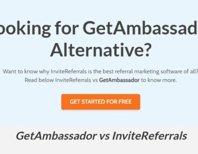 Looking for GetAmbassador Alternative