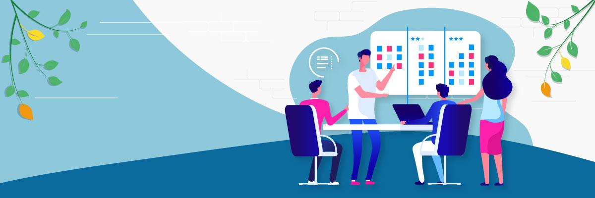 A guide on agile marketing.
