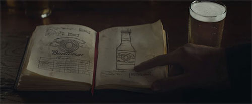 BUDWEISER RELIVES HISTORY