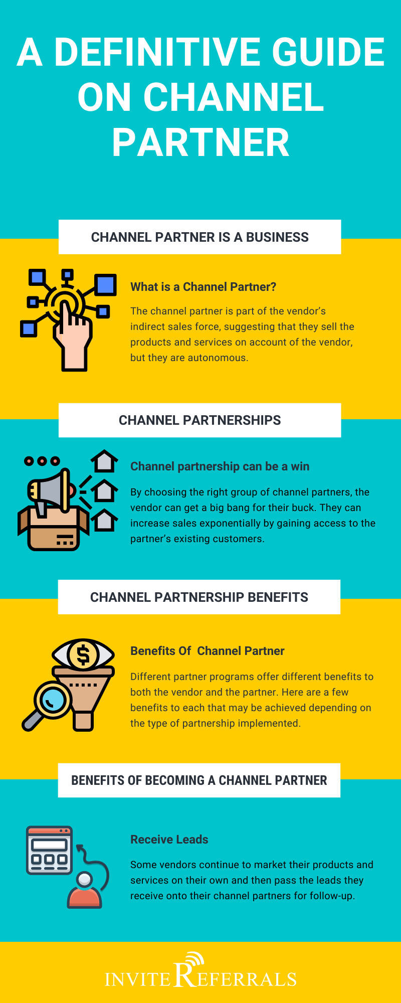 channel partner infographic