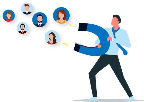 Higher customer retention