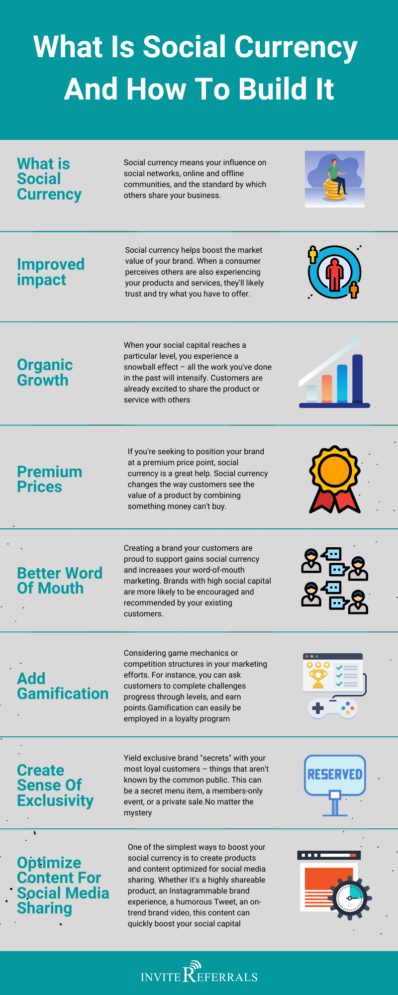 social currency infographic