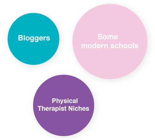 Examples of niche marketing