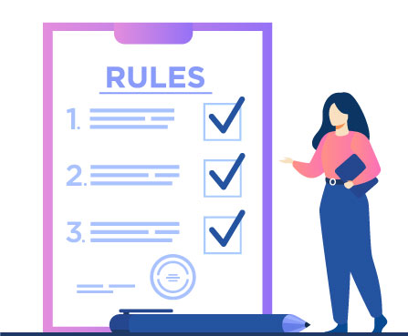 Bend the rules for a customer