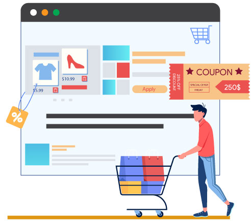 Allow discounts, rebates, and coupons