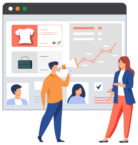 Survey customers to know your market