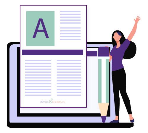 Publish content on external sites